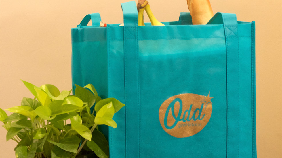 Reusable Wine & Grocery Tote