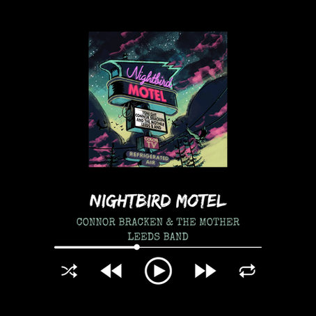 """You'll Want to Stay Awhile at the """"Nightbird Motel"""""""