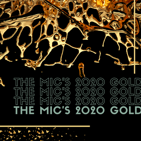 Sounds That Made The MIC: The MIC's 2020 GOLD