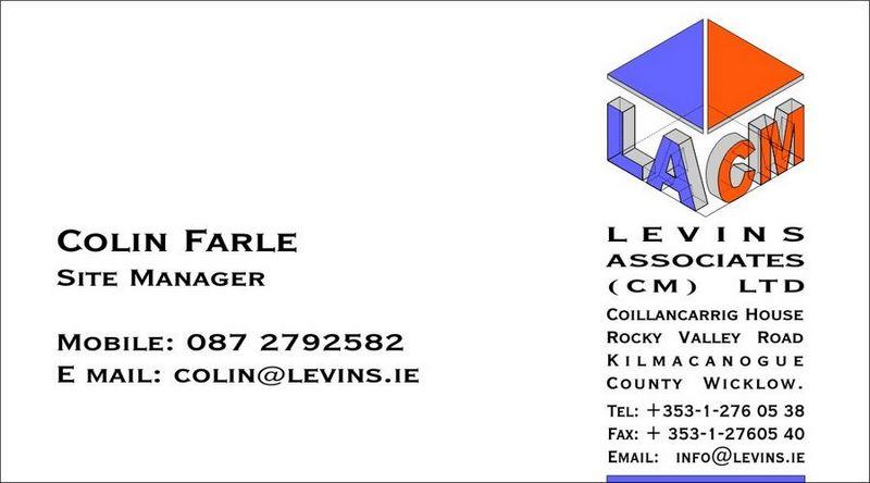 levins associates ltd