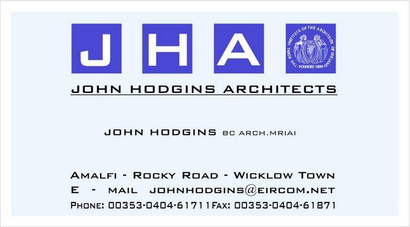 john hodgins architects