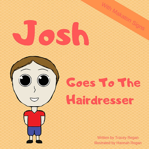 PDF - Josh Goes To The Hairdresser -PDF