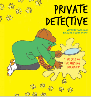 Private Detective - The Case of the Missing Diamond