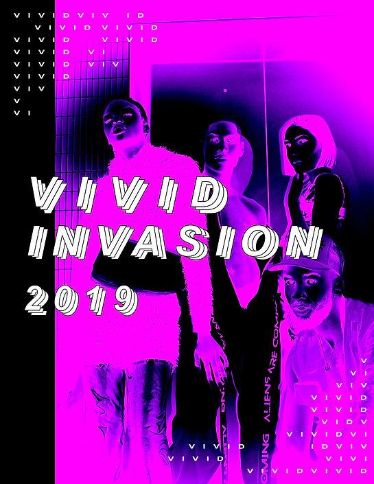 Vivid Invasion Lookbook