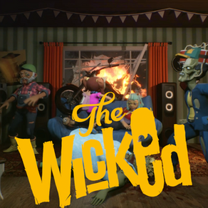 The Wicked Days Update: Halloween map, close combat weapons, armor and flamingo!