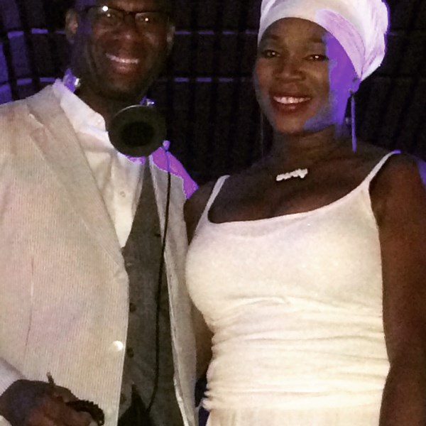 Opened for the beautiful India Arie