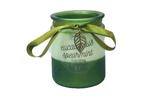 Eucalyptus Spearmint  Soy Candle 11oz