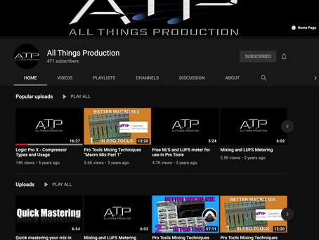 ATP on YouTube