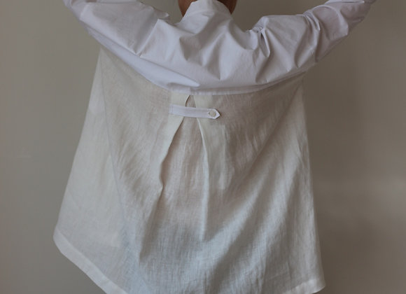 Nu Cotton Linen Shirt
