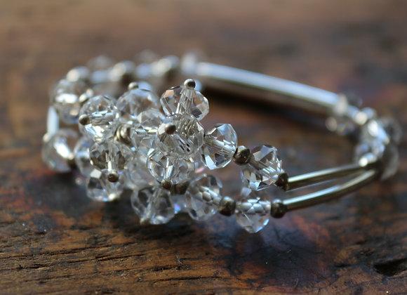 Rock Crystal Bracelet cl197e