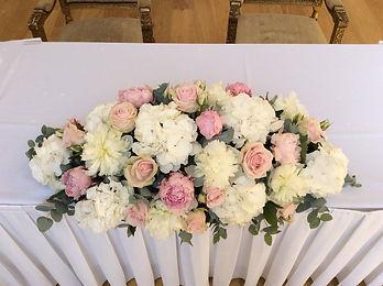 Cherry Blossom Wedding Flowers