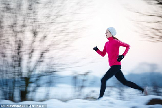 You DO burn more calories in the cold: Why a winter workout can be better than a summer sweat - espe