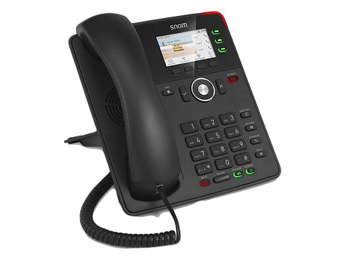 Snom D717 IP Desk Phone
