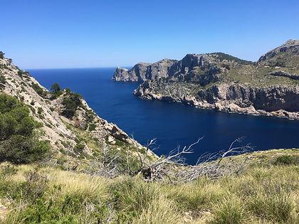 Die sympathischen Bergprofis von Mallorca Muntanya. Salvador Suau, Andreu Guardiola, Daniela Bender & Frida