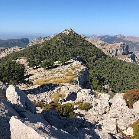 Wanderprogramm Sommer Mallorca Muntanya.