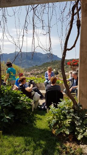 Fincabesuch mit Mallorca Muntanya