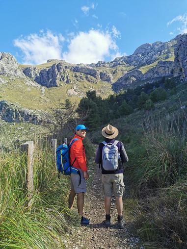Bini Petit mit Mallorca Muntanya