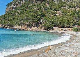 Traumpfade in die Badebucht Cala Tuent und in das türkisblaue Paradies in Sa Calobra