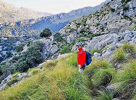 Das gesperrte Hochtal von Bini und die unbekannte Nordseite des Puig Majors