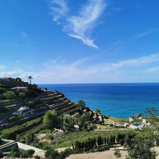Banyalbufar mit Mallorca Muntanya