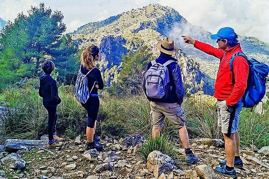 Erlebe Exklusive Wanderungen mit Mallorca Muntanya. Intensiv und abseits der Massen.