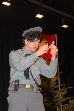 Alfred Polizei