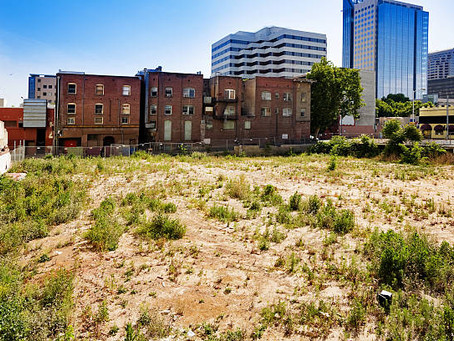What to consider when buying land for development