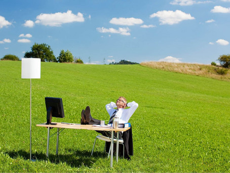 Can I set up a business in a rural area?