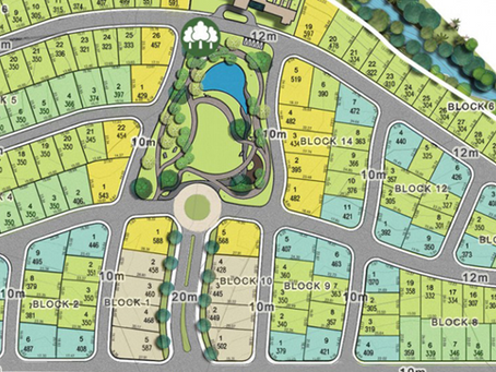 Subdivision- what's the Council process?