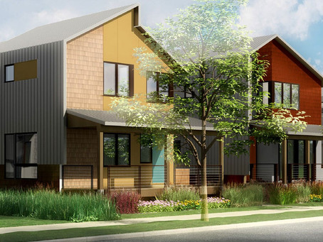 Small scale developments in the Mixed Housing Suburban Zone