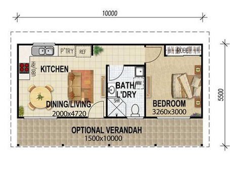 Minor dwellings in the Singe House Zone