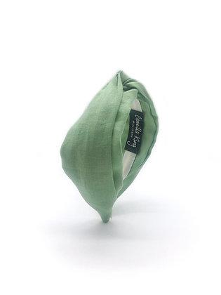 Pistachio Turban Headband