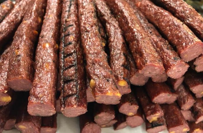 Cheese Ground & Form Beef Sticks