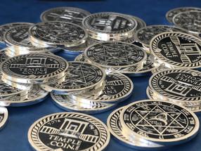 Die Silver-TempleCoins, das Geld Gottes...