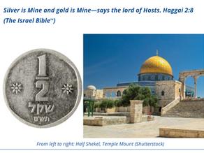 TempleCoin als Welt-Leitwährung! Rabbi Hillel Weiss vom Sanhedrin bestätigt!