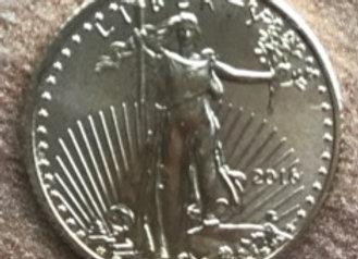 1/10 Unze Gold American Eagle