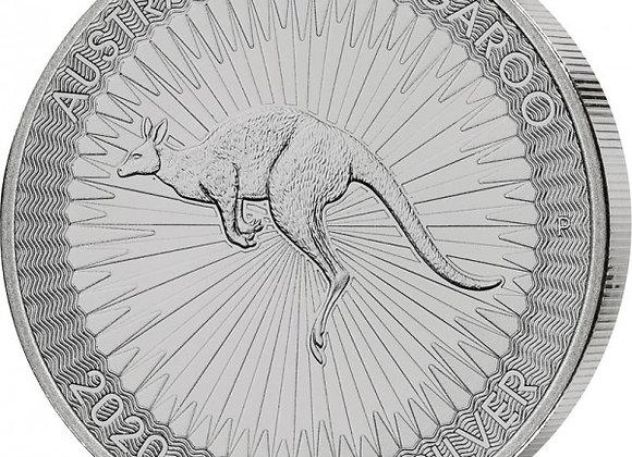 1 Unze Känguru 2020