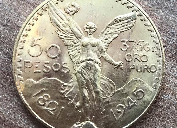 Mexico 50 Pesos 37,5 g
