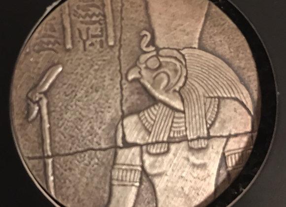 Horus 2 Unzen AntikLook