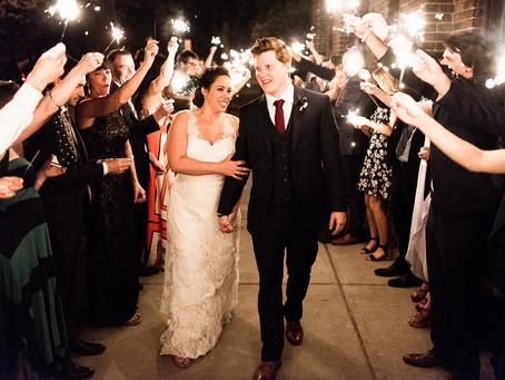 MINNEAPOLIS WEDDING PLANNER | REAL WEDDING | MAVEN | Meghan + Tom