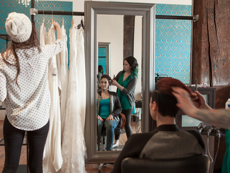 MINNEAPOLIS WEDDINGS   Industry Insights 03: The Beauty Lounge