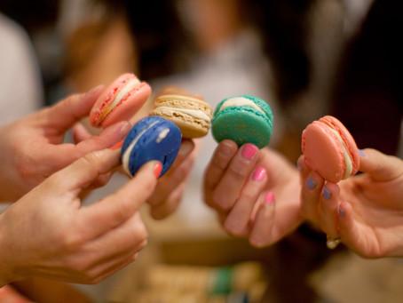MINNEAPOLIS EVENT PLANNER   AMY'S CUPCAKE SHOP   MACARON CLASS