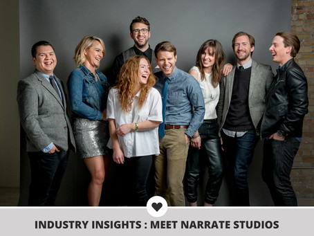 Industry Insights: Narrate Studios