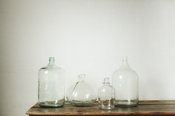 LARGE BOTTLE COLLECTION