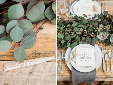 MINNEAPOLIS WEDDINGS   Industry Insights 01 : Shasta Bell Calligraphy