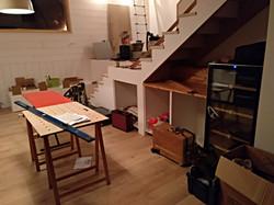 pose-caisson-ikea-sous-escalier