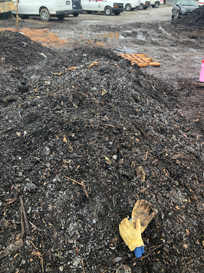 Compost Pile w gloves.JPG