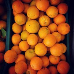 arance - sapore in tavola