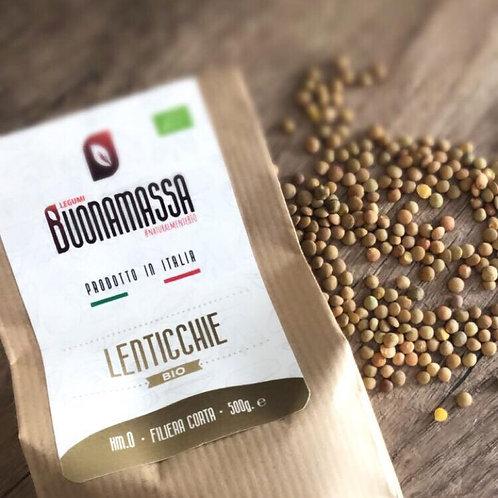 Lenticchie rosse Bio - Buonamassa
