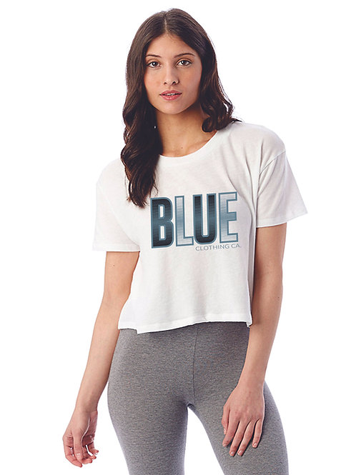 Be You Crop (White)